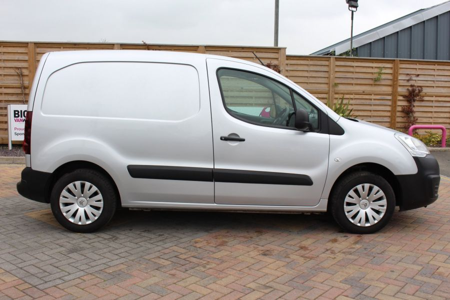 CITROEN BERLINGO 625 BLUEHDI 75 L1 H1 ENTERPRISE SWB LOW ROOF - 8535 - 4