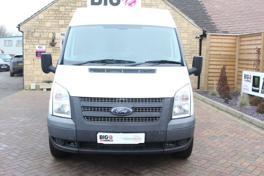 FORD TRANSIT 350 TDCI 100 LWB MEDIUM ROOF FWD - 6683 - 9