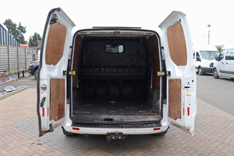 FORD TRANSIT CUSTOM 310 TDCI 130 L2H1 LIMITED DOUBLE CAB 6 SEAT CREW VAN LWB LOW ROOF FWD  (13819) - 12104 - 43