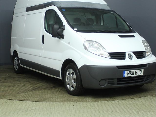 RENAULT TRAFIC LH29 DCI 115 LWB HIGH ROOF - 7202 - 1