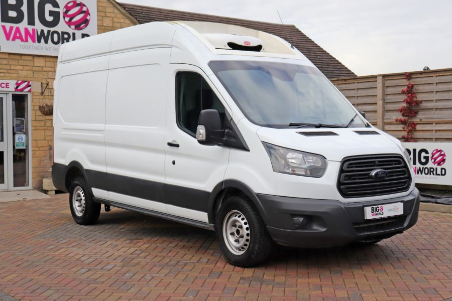 FORD TRANSIT 350 TDCI 130 L3H3 FRIDGE VAN LWB HIGH ROOF - 11298 - 1