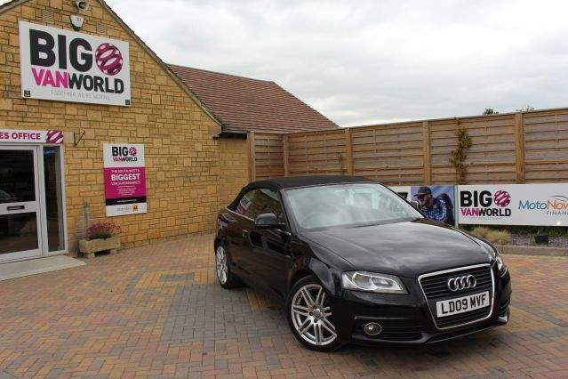 Used AUDI A3 in Used Cars Swindon for sale