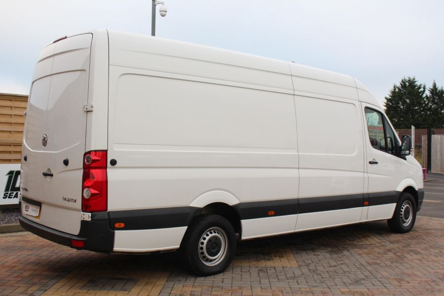 VOLKSWAGEN CRAFTER CR35 TDI 136 LWB HIGH ROOF - 6890 - 5