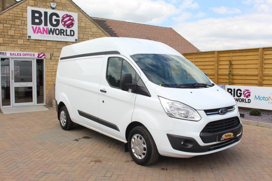 FORD TRANSIT CUSTOM 290 TDCI 105 L2 H2 TREND LWB HIGH ROOF - 6106 - 2