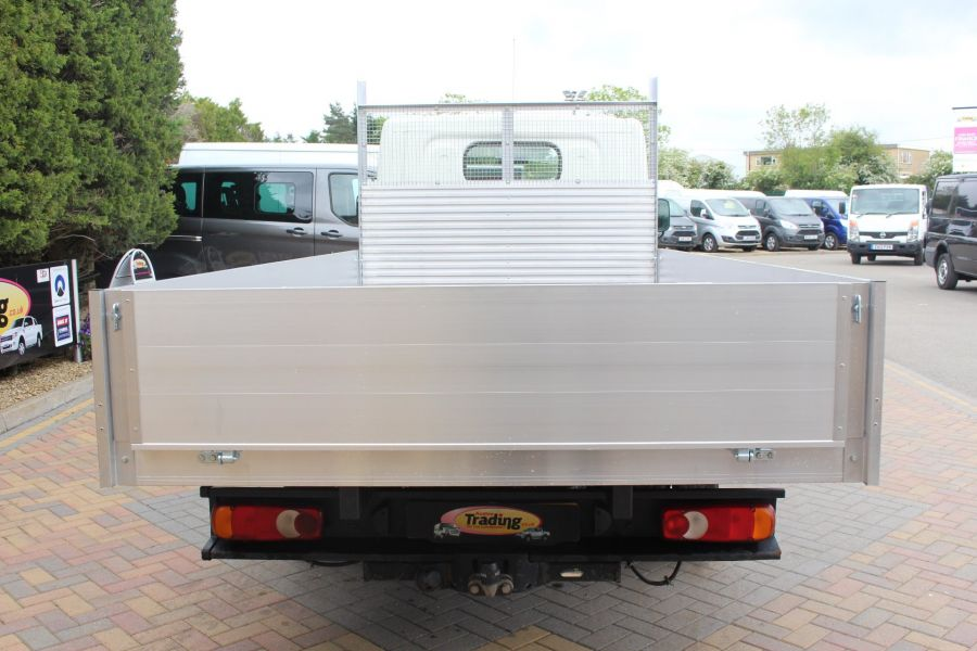 NISSAN CABSTAR 35.14 SINGLE CAB 13FT ALLOY DROPSIDE - 5991 - 4