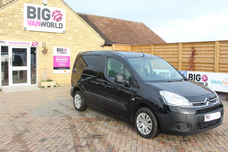 CITROEN BERLINGO 625 HDI 75 ENTERPRISE L1 H1 SWB LOW ROOF - 6794 - 2