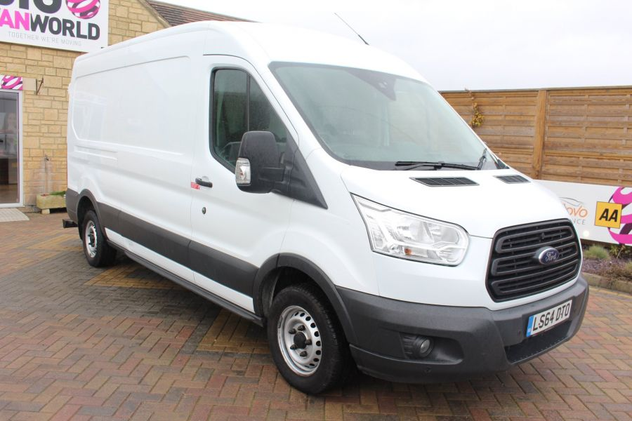 FORD TRANSIT 310 TDCI 100 L3 H2 LWB MEDIUM ROOF FWD - 8972 - 1