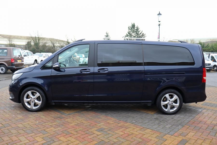 MERCEDES V-CLASS V250 CDI 188 BLUETEC SE 8 SEAT EXTRA LONG - 10420 - 9