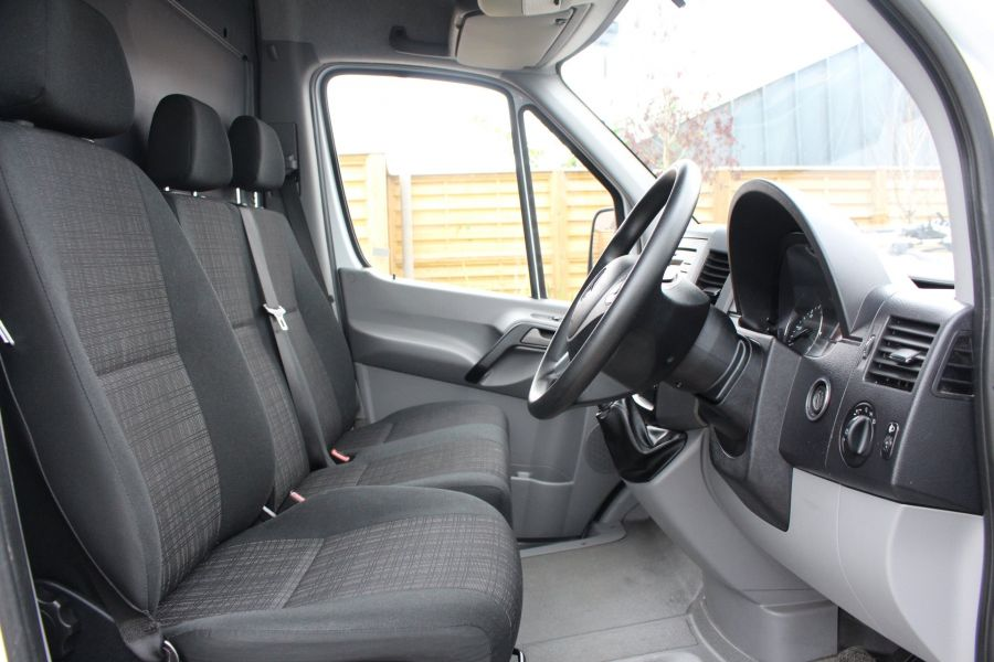 MERCEDES SPRINTER 313 CDI MWB HIGH ROOF - 6708 - 11