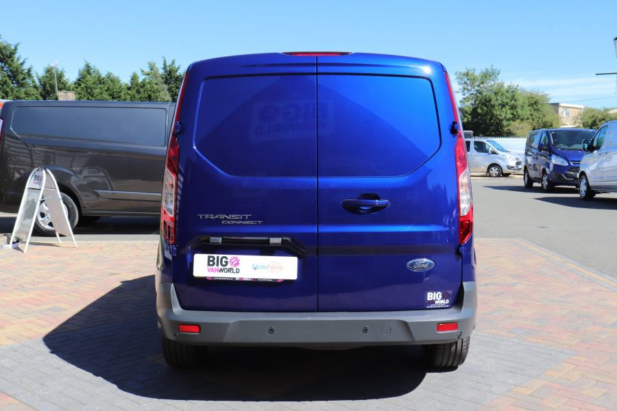 FORD TRANSIT CONNECT 200 TDCI 120 L1H1 LIMITED POWERSHIFT SWB LOW ROOF - 10617 - 7