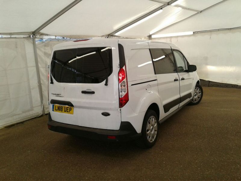 FORD TRANSIT CONNECT 240 TDCI 120 L2H1 TREND POWERSHIFT LWB LOW ROOF - 9768 - 2