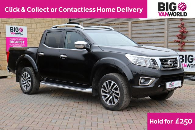 Used NISSAN NAVARA in Used Vans Swindon for sale