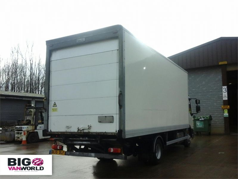 DAF TRUCKS LF LF 150 FA 20 FOOT BOX WITH TAIL LIFT  (13927) - 12205 - 3