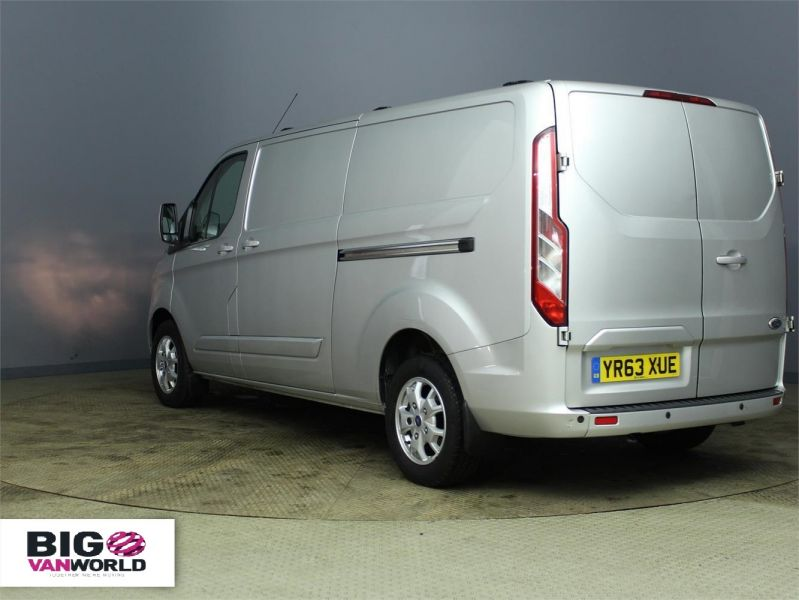 FORD TRANSIT CUSTOM 290 TDCI 155 LIMITED L2 H1 LWB LOW ROOF - 7230 - 4
