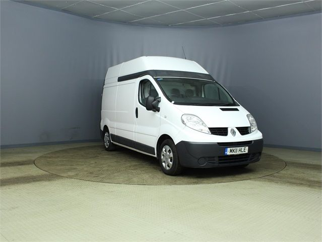 RENAULT TRAFIC LH29 DCI 115 LWB HIGH ROOF - 7432 - 1