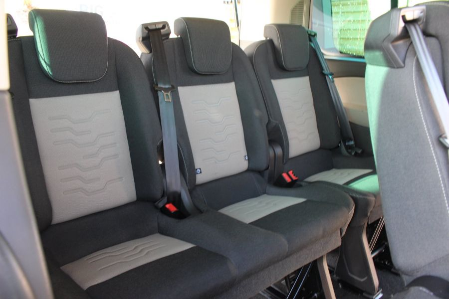 FORD TOURNEO CUSTOM 300 TDCI 125 L1 H1 LIMITED 9 SEAT MINIBUS SWB LOW ROOF FWD - 6857 - 24
