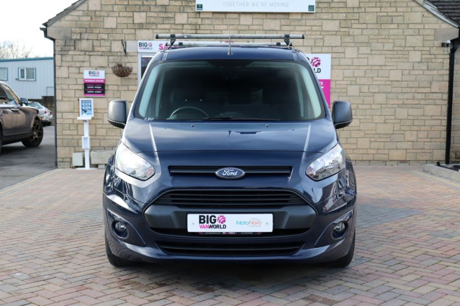 FORD TRANSIT CONNECT 210 TDCI 100 L2H1 TREND LWB LOW ROOF - 11620 - 13