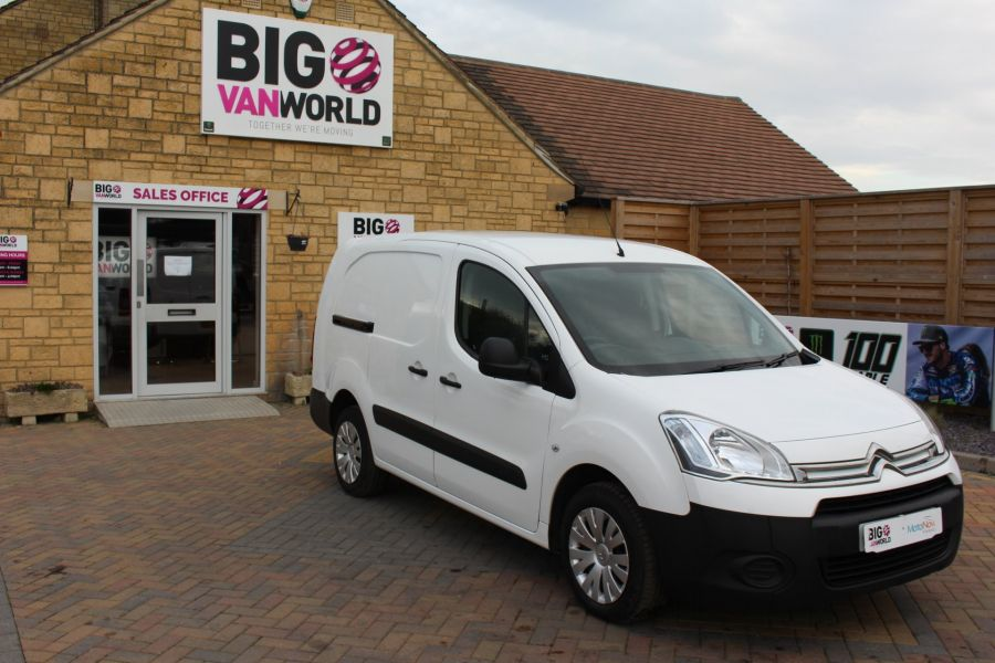 CITROEN BERLINGO 750 HDI 90 L2 H1 LX LWB LOW ROOF - 8454 - 3