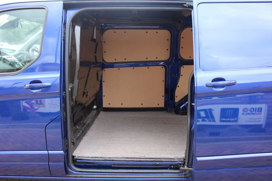 FORD TRANSIT CUSTOM 270 TDCI 155 LIMITED L1 H1 SWB LOW ROOF FWD - 6586 - 23