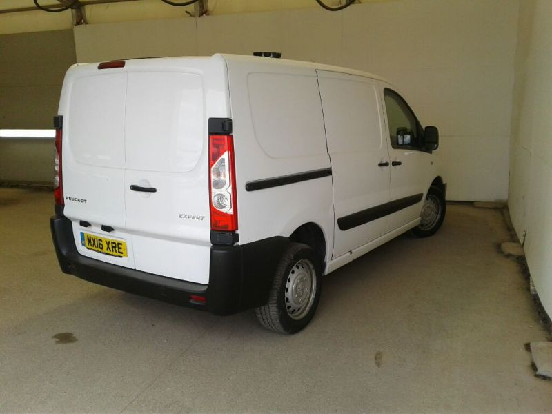 PEUGEOT EXPERT 1000 HDI 90 L1H1 PROFESSIONAL SWB LOW ROOF - 11421 - 3