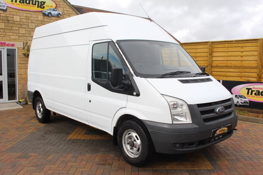 FORD TRANSIT 350 TDCI LWB HIGH ROOF - 5996 - 1