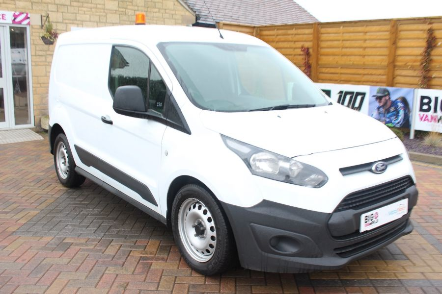FORD TRANSIT CONNECT 200 TDCI 95 L1 H1 SWB LOW ROOF - 6616 - 3