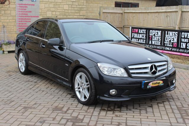 Used MERCEDES C-CLASS in Used Cars Swindon for sale