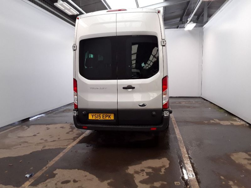 FORD TRANSIT 460 TDCI 155 L4H3 TREND 17 SEAT BUS HIGH ROOF DRW RWD - 11442 - 4