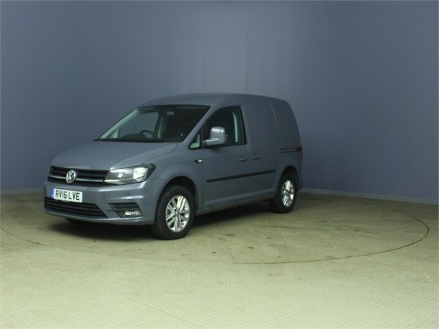 VOLKSWAGEN CADDY C20 TDI 102 HIGHLINE - 7421 - 5