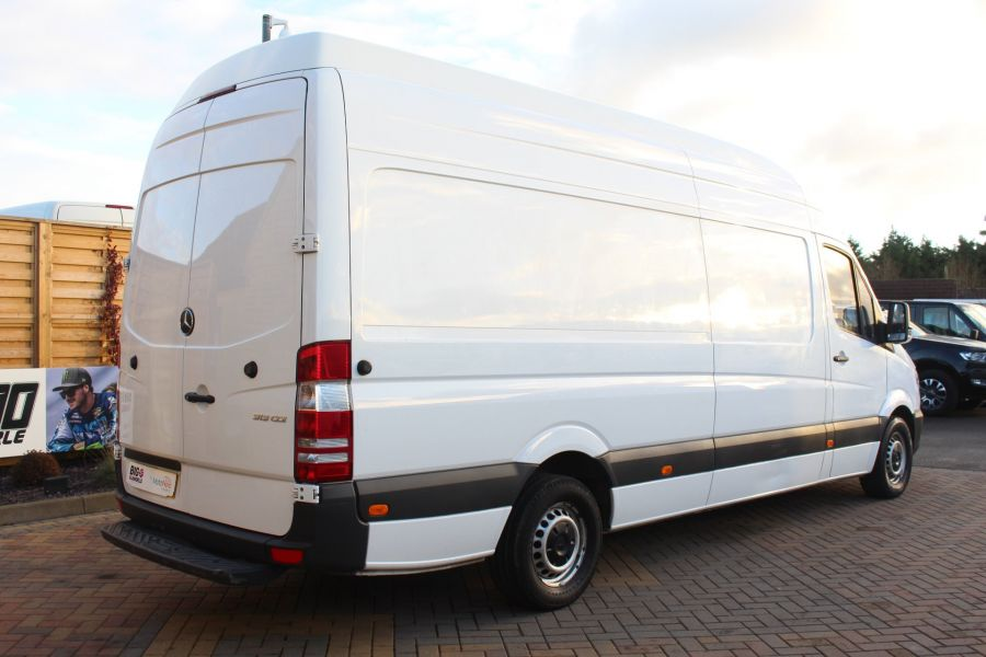 MERCEDES SPRINTER 313 CDI LWB EXTRA HIGH ROOF - 6945 - 5