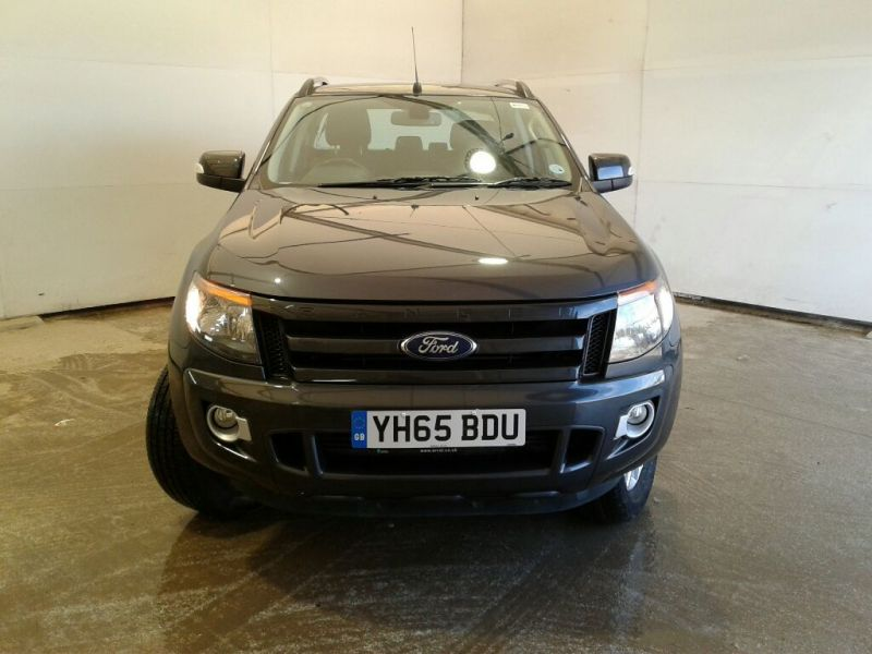 FORD RANGER WILDTRAK TDCI 200 4X4 DOUBLE CAB WITH ROLL'N'LOCK TOP - 10046 - 2