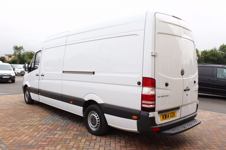 MERCEDES SPRINTER 313 CDI LWB HIGH ROOF - 5112 - 4