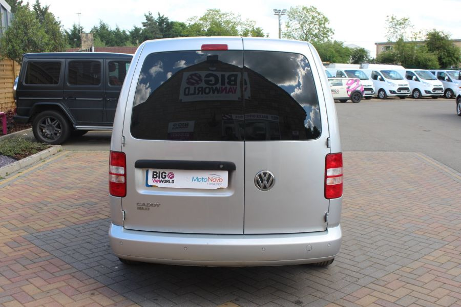 VOLKSWAGEN CADDY MAXI C20 TDI 102 HIGHLINE - 6136 - 6