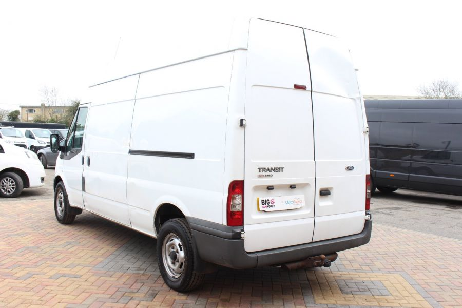 FORD TRANSIT 350 TDCI LWB HIGH ROOF - 5996 - 7