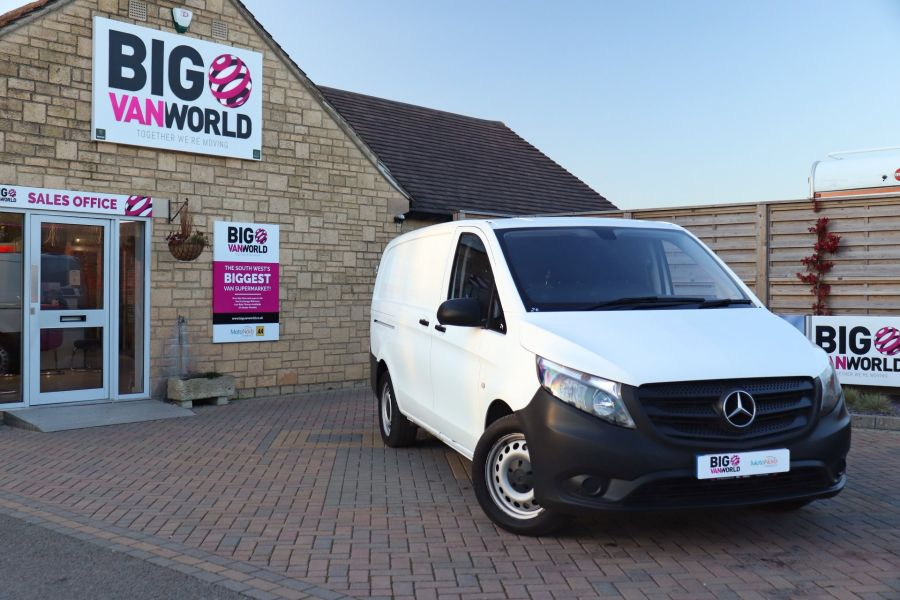 MERCEDES VITO 111 CDI 114 LWB LOW ROOF - 11996 - 1