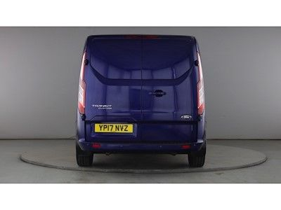 FORD TRANSIT CUSTOM 290 TDCI 130 L2H1 LIMITED DOUBLE CAB 6 SEAT CREW VAN LWB LOW ROOF - 11216 - 5