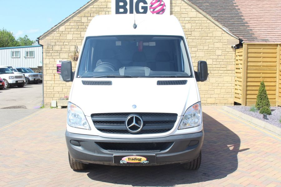 MERCEDES SPRINTER 316 CDI LWB HIGH ROOF 160 BHP - 5927 - 7