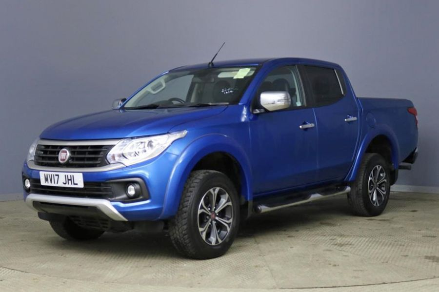 FIAT FULLBACK 2.4D 180 LX DOUBLE CAB WITH ROLL'N'LOCK TOP - 9579 - 5