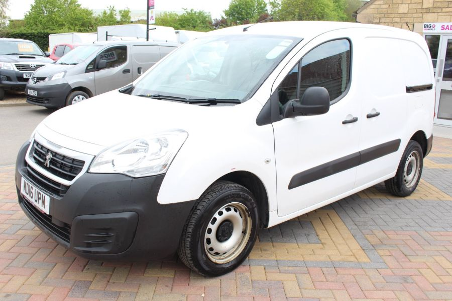 PEUGEOT PARTNER 850 HDI 92 L1 H1 SWB LOW ROOF - 9132 - 8