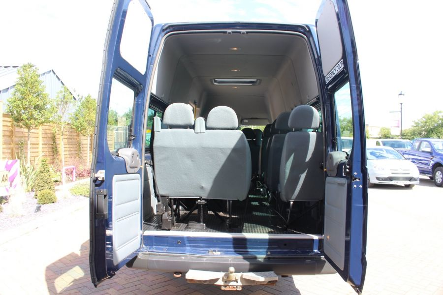 FORD TRANSIT 430 TDCI 135 LWB HIGH ROOF 17 SEATS BUS - 6332 - 24