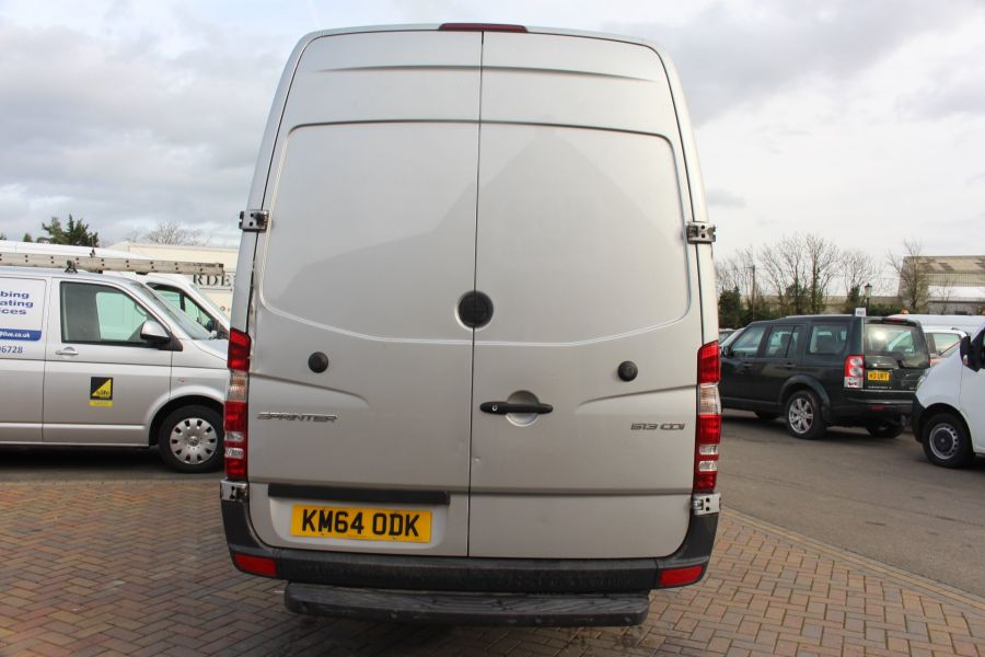 MERCEDES SPRINTER 513 CDI 129 LWB HIGH ROOF DRW - 8898 - 6