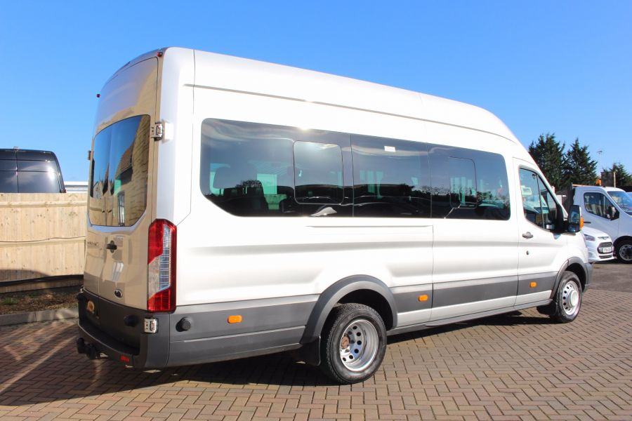 FORD TRANSIT 460 TDCI 155 L4 H3 TREND 18 SEAT BUS - 5330 - 3