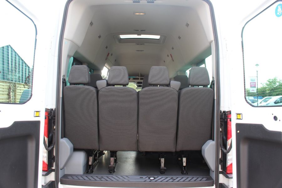 FORD TRANSIT 460 TDCI 125 L4 H3 TREND LWB HIGH ROOF 17 SEATS BUS - 6718 - 26