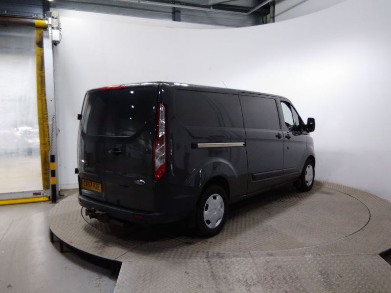 FORD TRANSIT CUSTOM 340 TDCI 170 L2H1 TREND LWB LOW ROOF FWD - 11564 - 3