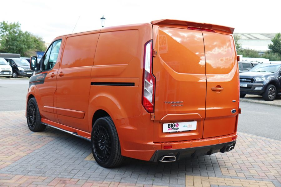 FORD TRANSIT CUSTOM 280 TDCI 130 L1H1 MOTION R LIMITED - 10195 - 8