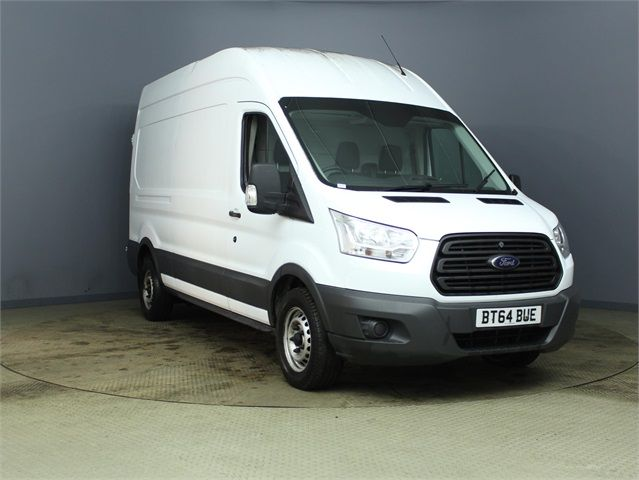 FORD TRANSIT 350 TDCI 155 L3 H3 LWB HIGH ROOF FWD - 7227 - 1