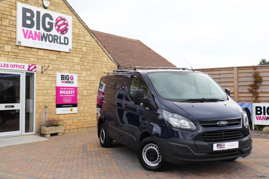 FORD TRANSIT CUSTOM 270 TDCI 100 ECO-TECH SWB LOW ROOF - 9707 - 1