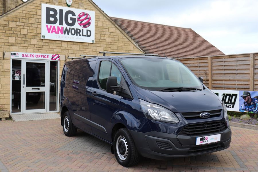 FORD TRANSIT CUSTOM 270 TDCI 100 ECO-TECH SWB LOW ROOF - 9707 - 2