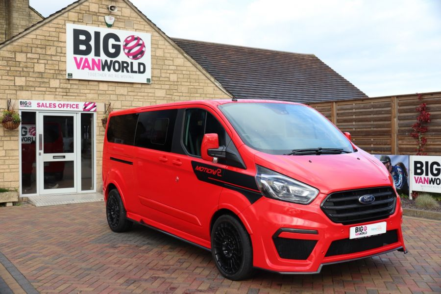 FORD TOURNEO CUSTOM TDCI 130 L2H1 TITANIUM X MOTION R 8 SEAT BUS - 10188 - 2