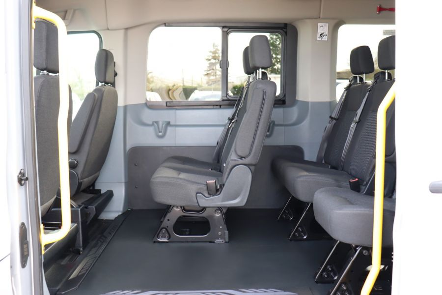 FORD TRANSIT 460 TDCI 155 L4H3 TREND 17 SEAT BUS HIGH ROOF DRW RWD - 11638 - 39
